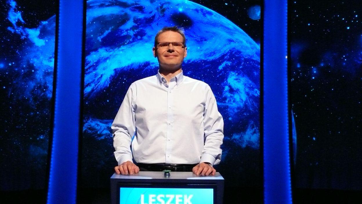 Leszek Hryczuk - zwycięzca 5 odcinka 115 edycji