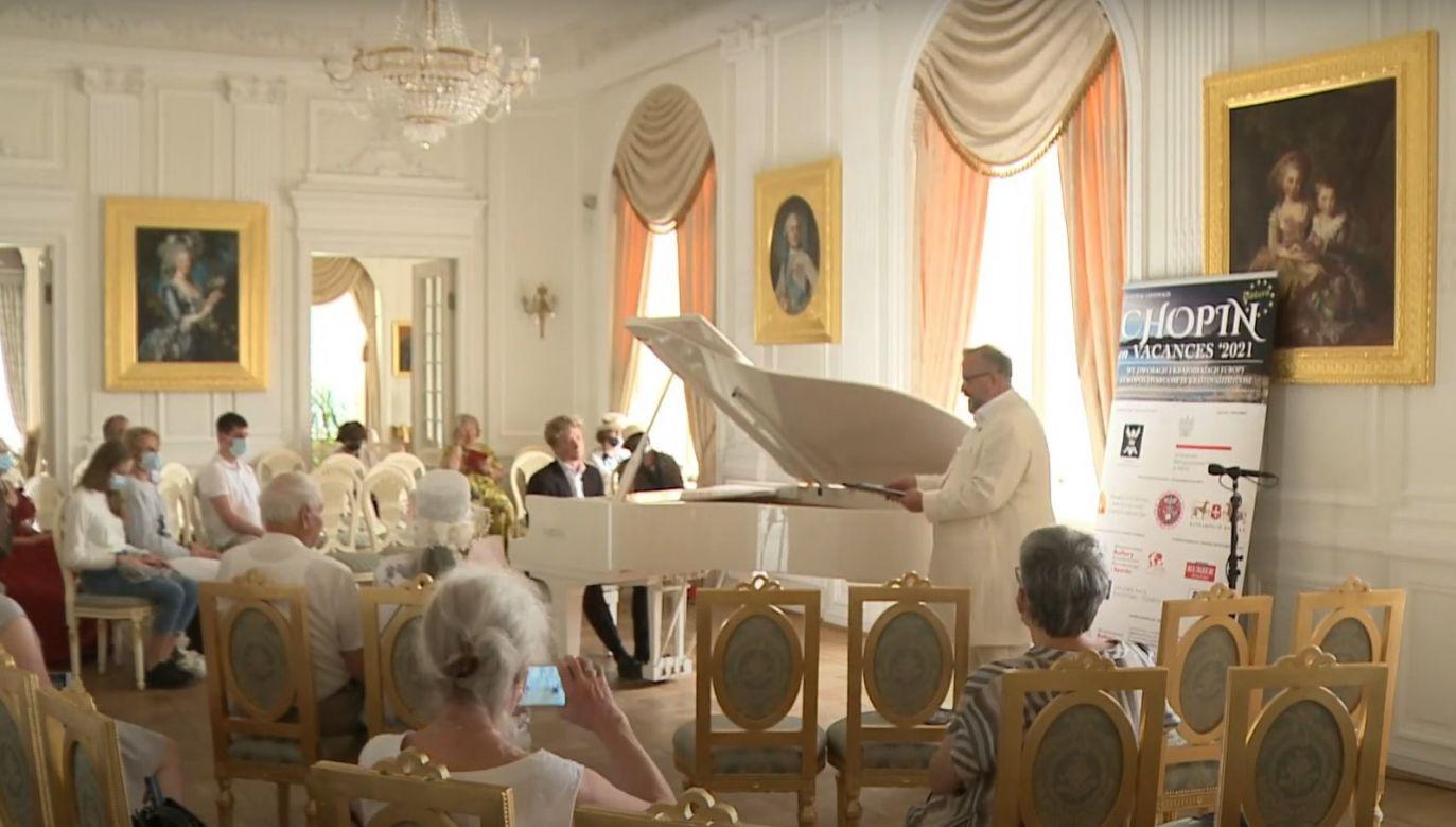 Photo: YouTube/Chopin en Vacances