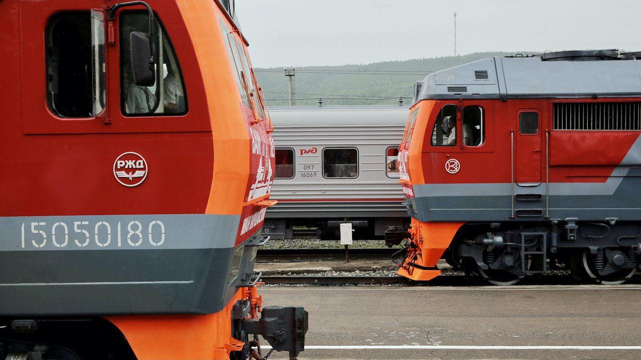 Kolej Bajkalsko-Amurska przebiega przez Syberię i rosyjski Daleki Wschód (fot. Shamukov Ruslan/TASS/Forum)