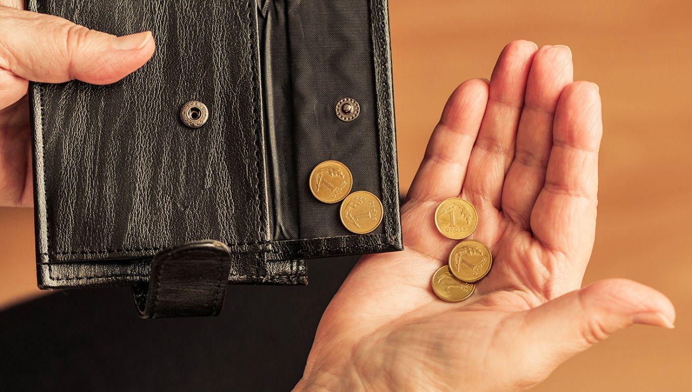 Wartość uszczuplonej przez kobietę należności publicznoprawnej wyniosła 5 gr (fot. Shutterstock/Maciej Dubel)