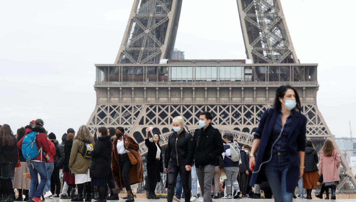 Protestowano przeciwko narodowej kwarantannie (fot. Reuters)
