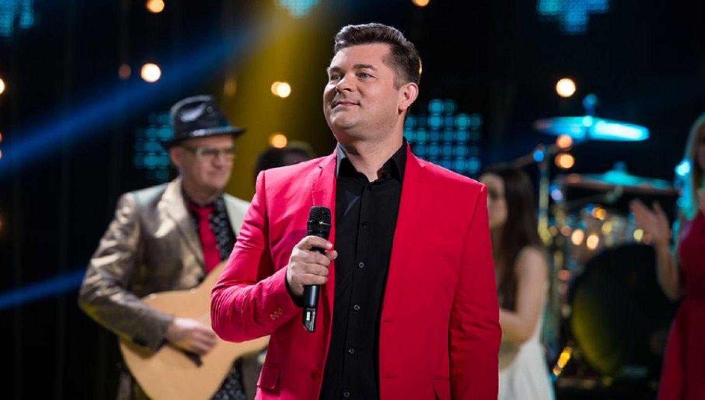 Jedną z gwiazd trasy będzie Zenek Martyniuk (fot. arch.TVP/Jan Bogacz)