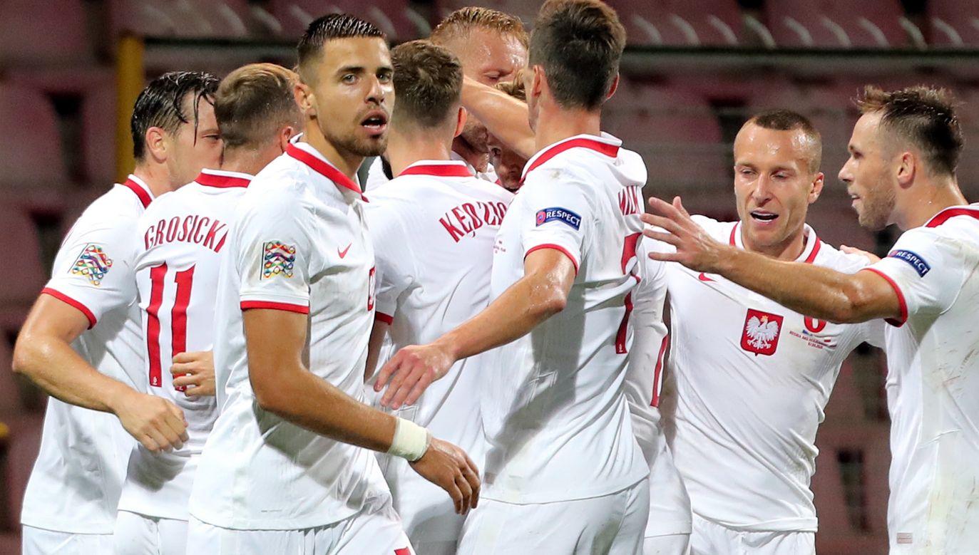 Pomimo wygranej, Polacy mająniewiele powodów do zadowolenia po meczu z Bośnią(fot. PAP/EPA)