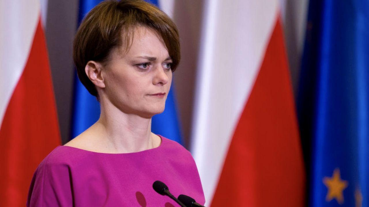 Jest oświadczenie byłej wicepremier (fot. K.Dobuszynski/NurPhoto/Getty Images)