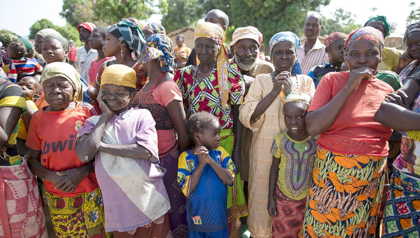 Pomoc humanitarna zmniejsza presję migracyją (fot. REUTERS/Baz Ratner, zdjęcie ilustracyjne)