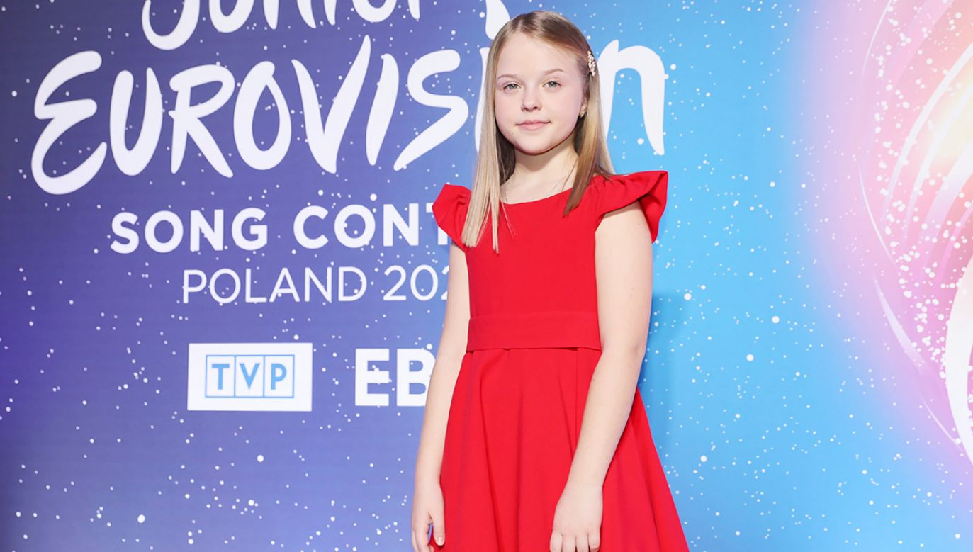 Ala Tracz reprezentowała Polskę w finale Eurowizji Junior 2020 (fot. PAP/Leszek Szymański)