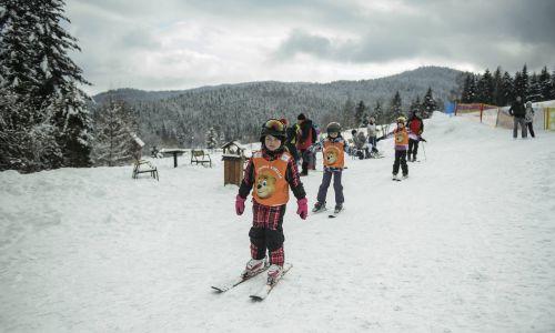 W Tyliczu jest nowoczesny kompleks narciarski, z zapleczem zarówno dla lecznictwa, jak i zabawy. Fot. PAP/Wojciech Pacewicz
