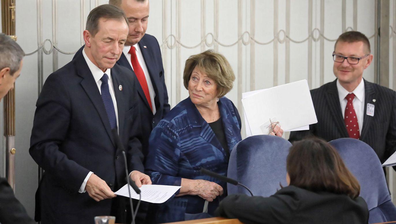 Tomasz Grodzki, senator KO, został marszałkiem Senatu (fot. PAP/Tomasz Gzell)
