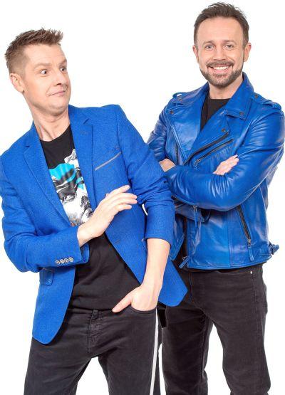 Rafał i Przemek