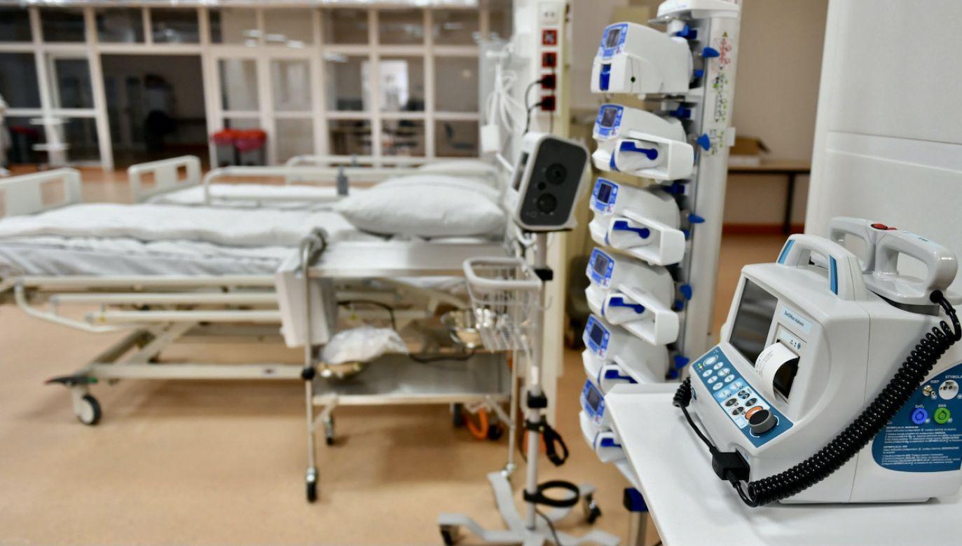Epidemia COVID-19 w Polsce – raport, piątek 15 stycznia (fot. PAP/A.Warżawa, zdjęcie ilustracyjne)