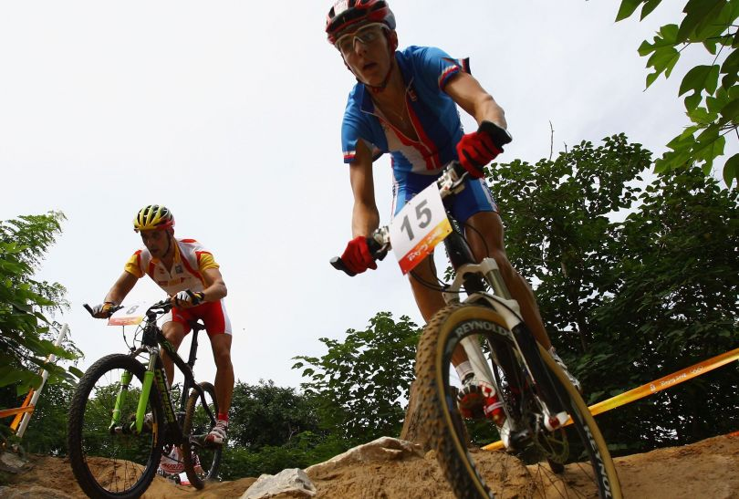Czech Jaroslav Kulhavy to obecny lider klasyfikacji generalnej PŚ (fot. Getty Images)