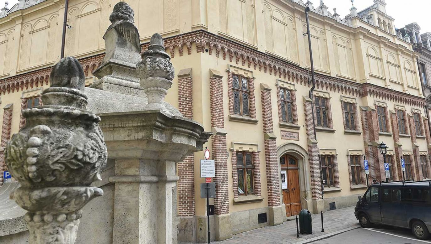 W Pałacu trwają ostatnie poprawki i sprzątanie (fot. arch. PAP/Jacek Bednarczyk)