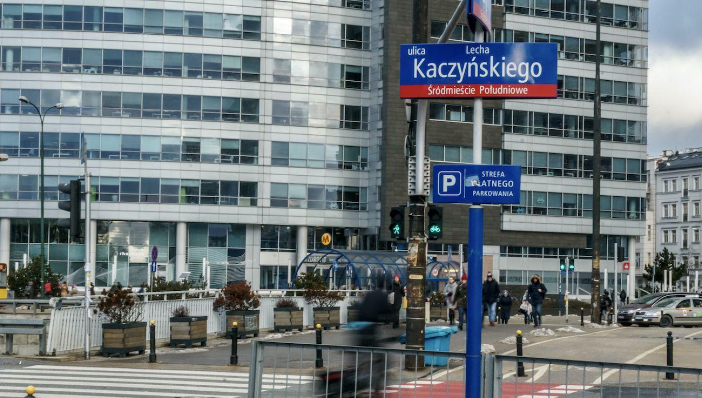 Kolejna odsłona batalii o uczczenie pamięci prezydenta Lecha Kaczyńskiego (fot. Shutterstock/Orso)