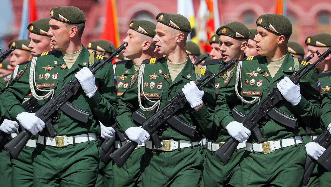 9 maja w Rosji obchodzony jest Dzień Zwycięstwa (fot. Gavriil Grigorov\TASS via Getty Images, zdjęcie ilustracyjne)
