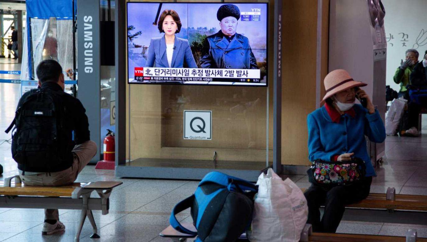 Korea Północna jest jednym z najbardziej odizolowanych krajów (fot. PAP/EPA/JEON HEON-KYUN)