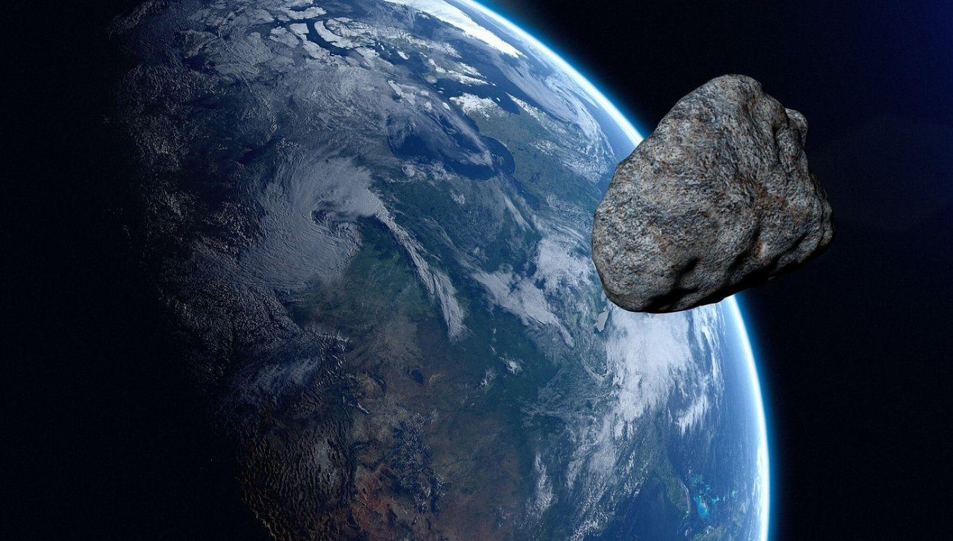 2011 ES4 obok naszej planety przemknie 1 września (fot. needpix/urikyo33)