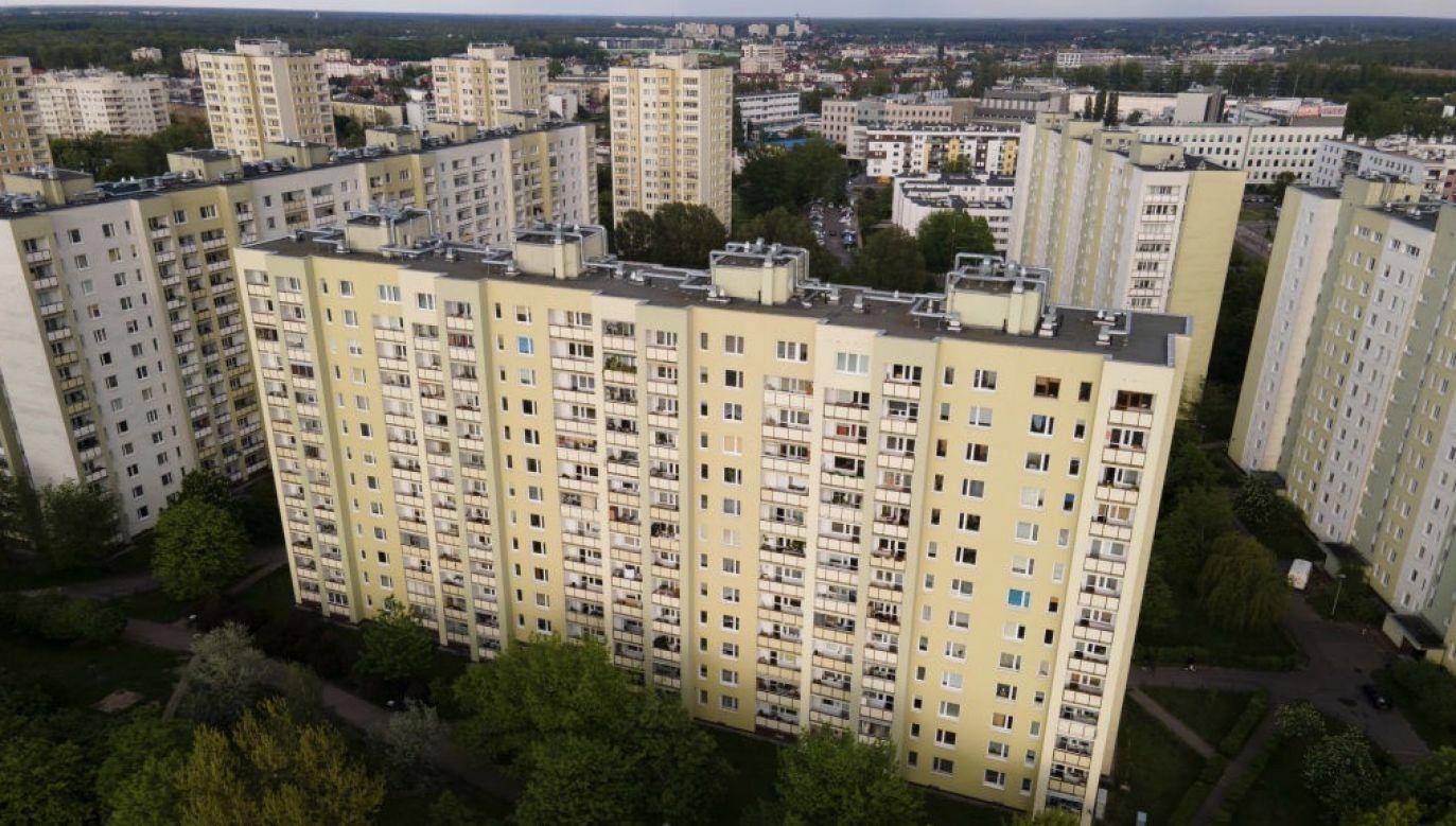 Według HRE wprowadzone przy okazji epidemii restrykcje mają wpływ na sytuację na rynku mieszkaniowym (fot. Jaap Arriens/NurPhoto via Getty Images)