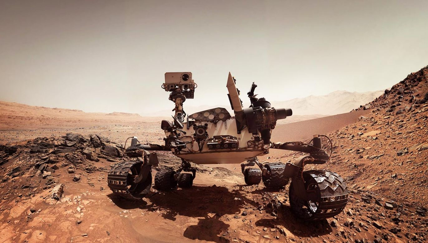 Dotarcie na Marsa ma zająć sondzie siedem miesięcy (fot. Shutterstock/Triff)