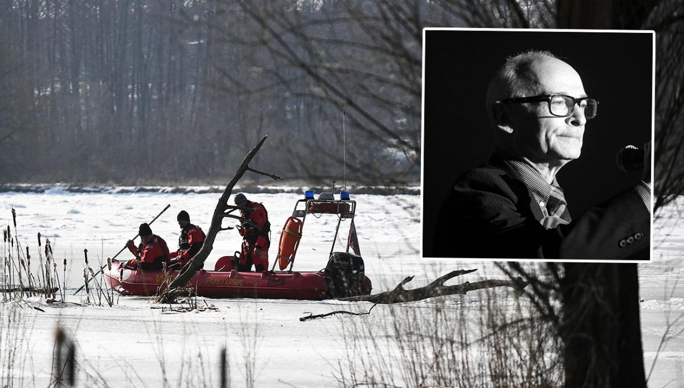 Jan Lityński utonął (fot. PAP/Marcin Obara, Andrzej Grygiel)