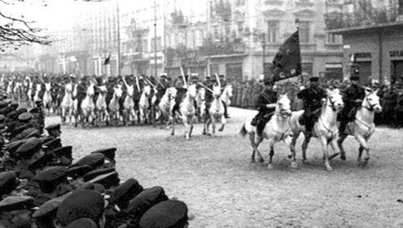 Soviets march in Lviv in 1939 Photo: Wikimedia Commons