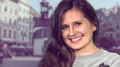 Barbara Rozmus, fot. TVP
