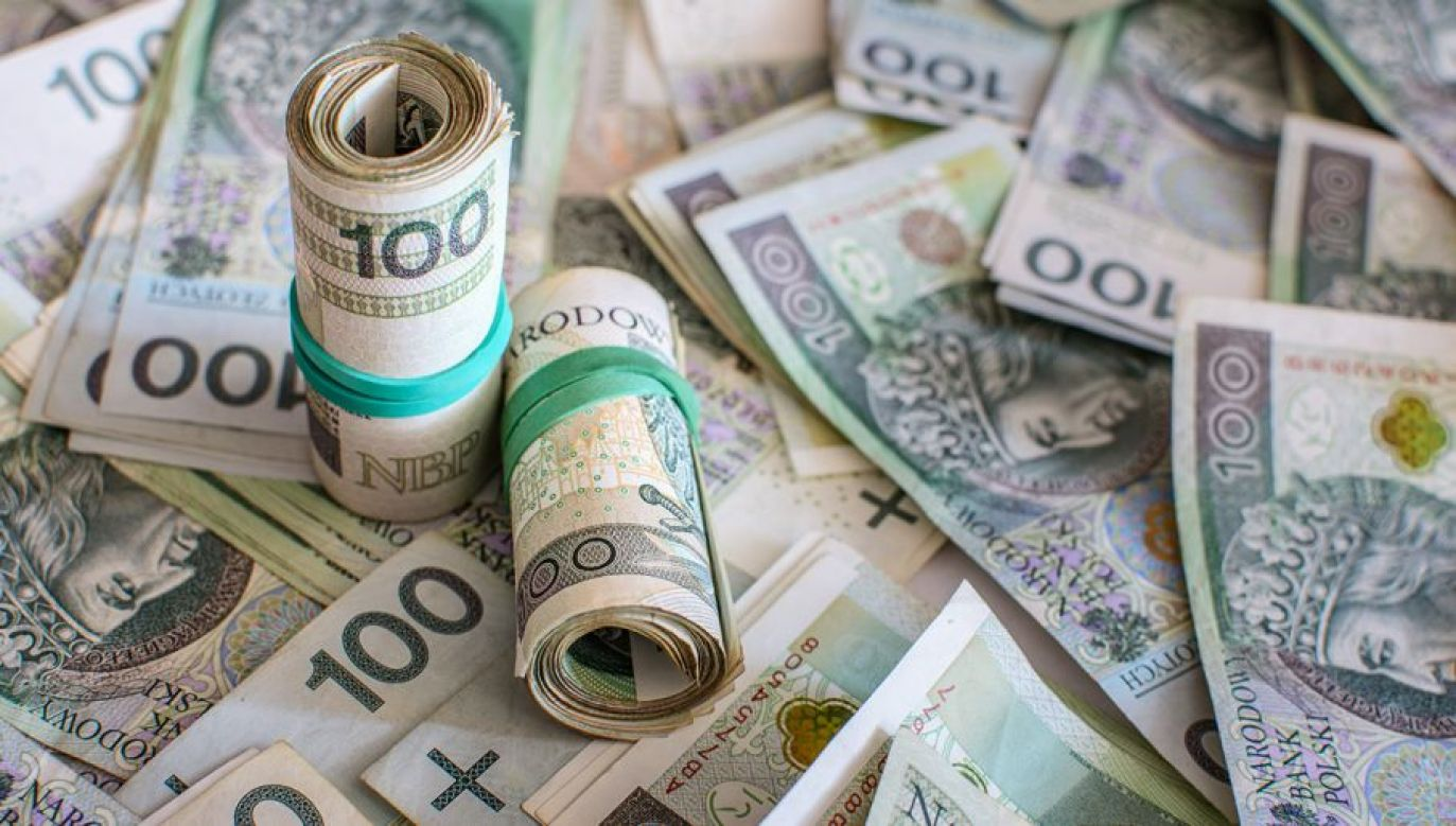Dochody i wydatki mają wynieść po ok. 435,3 mld zł (fot. Shutterstock/Marcin Smolinsk)