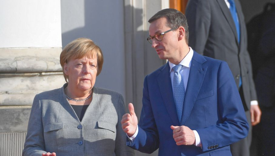 Poland, Germany remain divided over Nord Stream 2 following talks ...