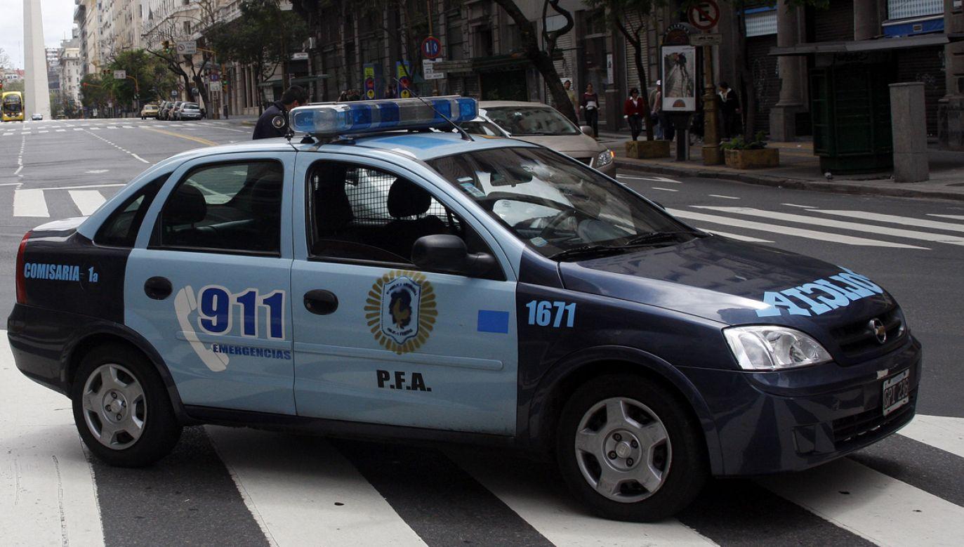 Napastnicy są poszukiwani przez policję (fot. zdjęcie ilustracyjne/ Juan Pablo Bort/LatinContent via Getty Images)