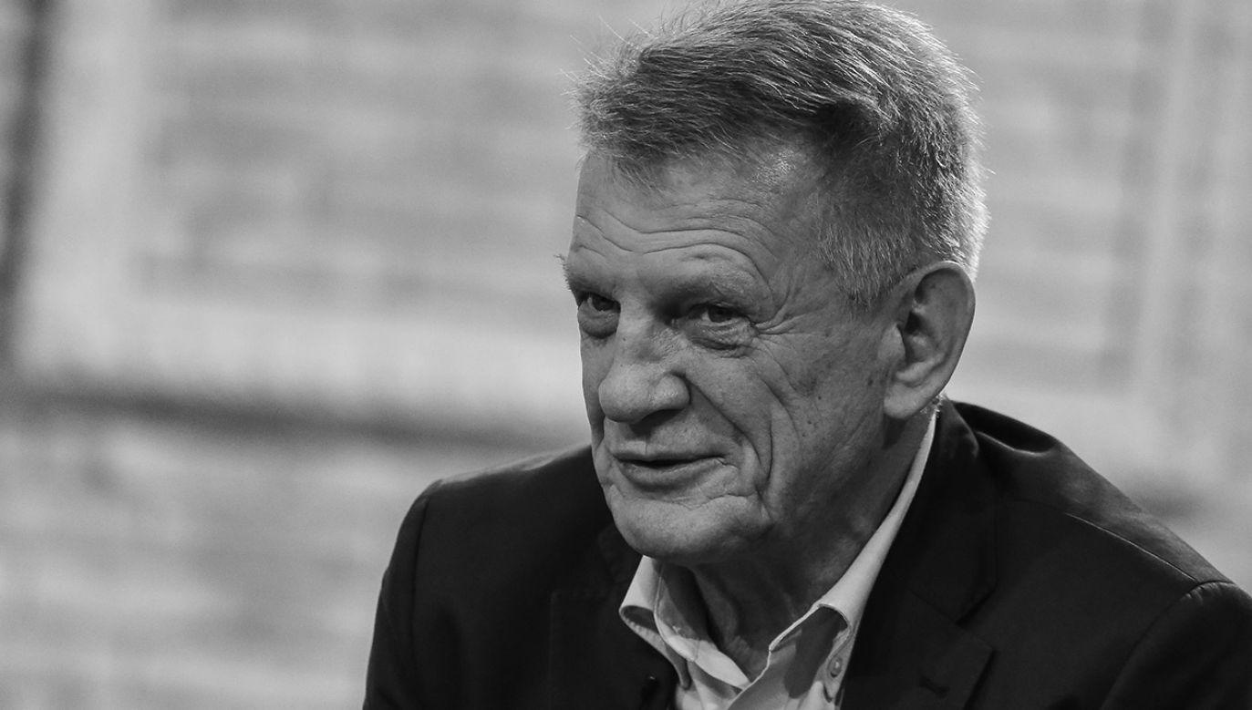Panu Bronisławowi to się należy – mówił przedstawiciel Lewicy (fot. Forum/Tomasz Adamowicz)