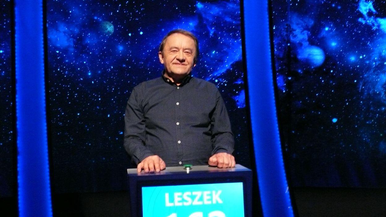 Pan Leszek Adamczyk zwyciężył 16 odcinek 116 edycji