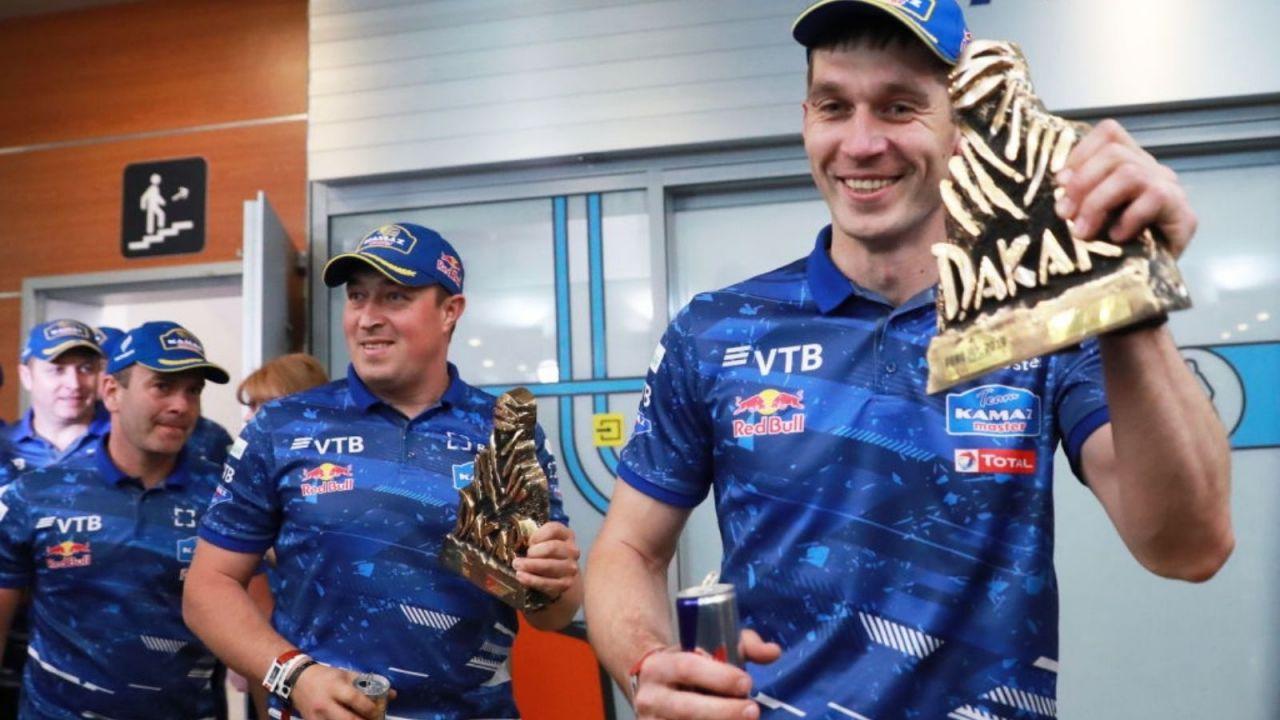 Rajd Dakar: Sotnikow najszybszy na pierwszym etapie (sport.tvp.pl)