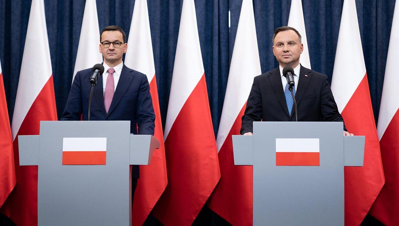 Termin rekonstrukcji powinien być wcześniej uzgodniony z prezydentem – powiedział Błażej Spychalski (fot. Forum/Mateusz Wlodarczyk)