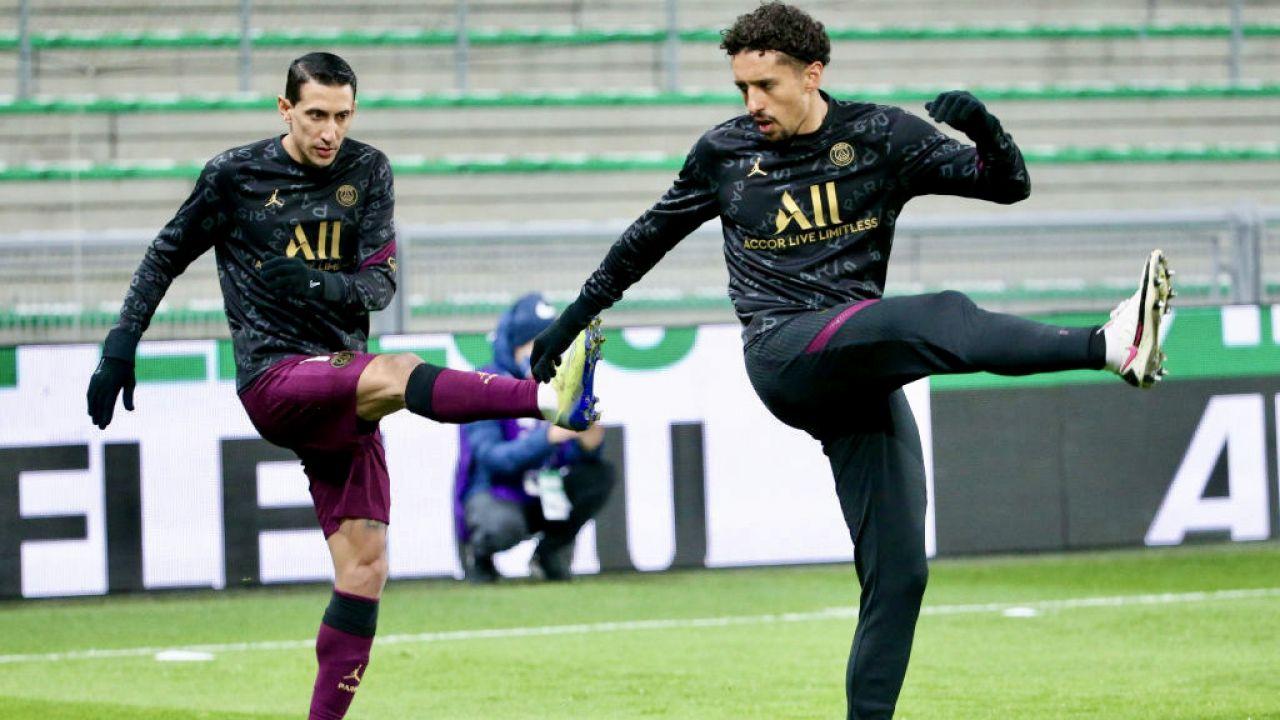 Piłkarze PSG obrabowani podczas meczu. Ich rodziny przeżyły szok - tvp.info