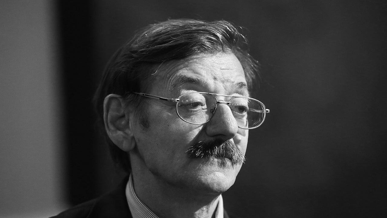 We wtorek odbył się pogrzeb  dr. Jerzego Targalskiego (fot. PAP/Rafał Guz)