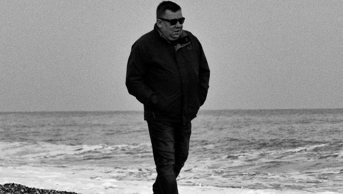 Tomasz Nowak, dziennikarz TVP, zmarł w wieku 51 lat (fot. Facebook)