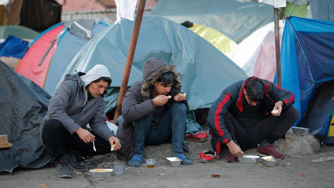 Węgry zmagają się z kryzysem migracyjnym (fot. Mustafa Ozturk/Anadolu Agency via Getty Images)