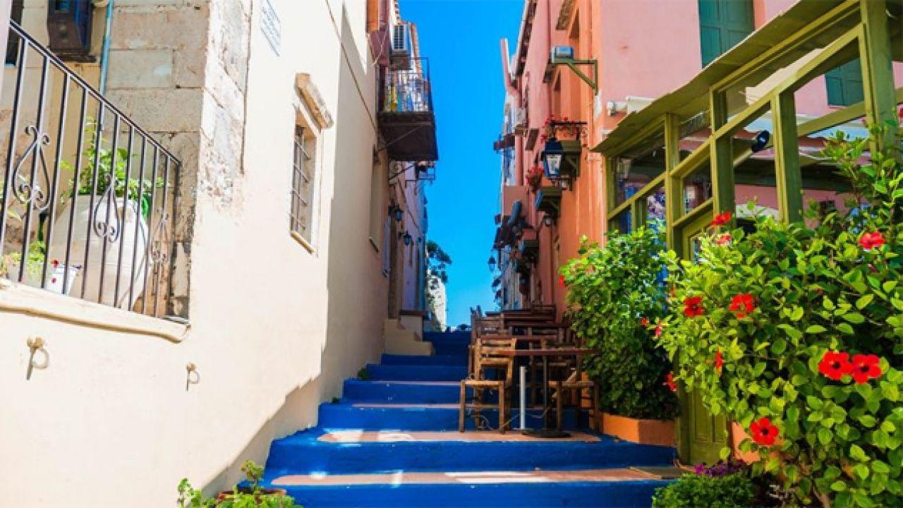 Kreta jest niezwykle urkliwym zakątkiem Europy (fot. Pixabay)