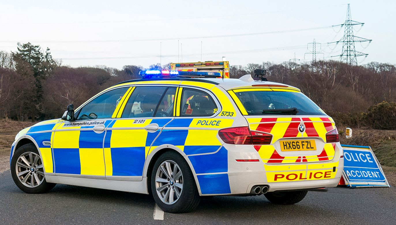 Policja prowadzi czynności w tej sprawie (fot. National Motor Museum/Heritage Images via Getty Images)