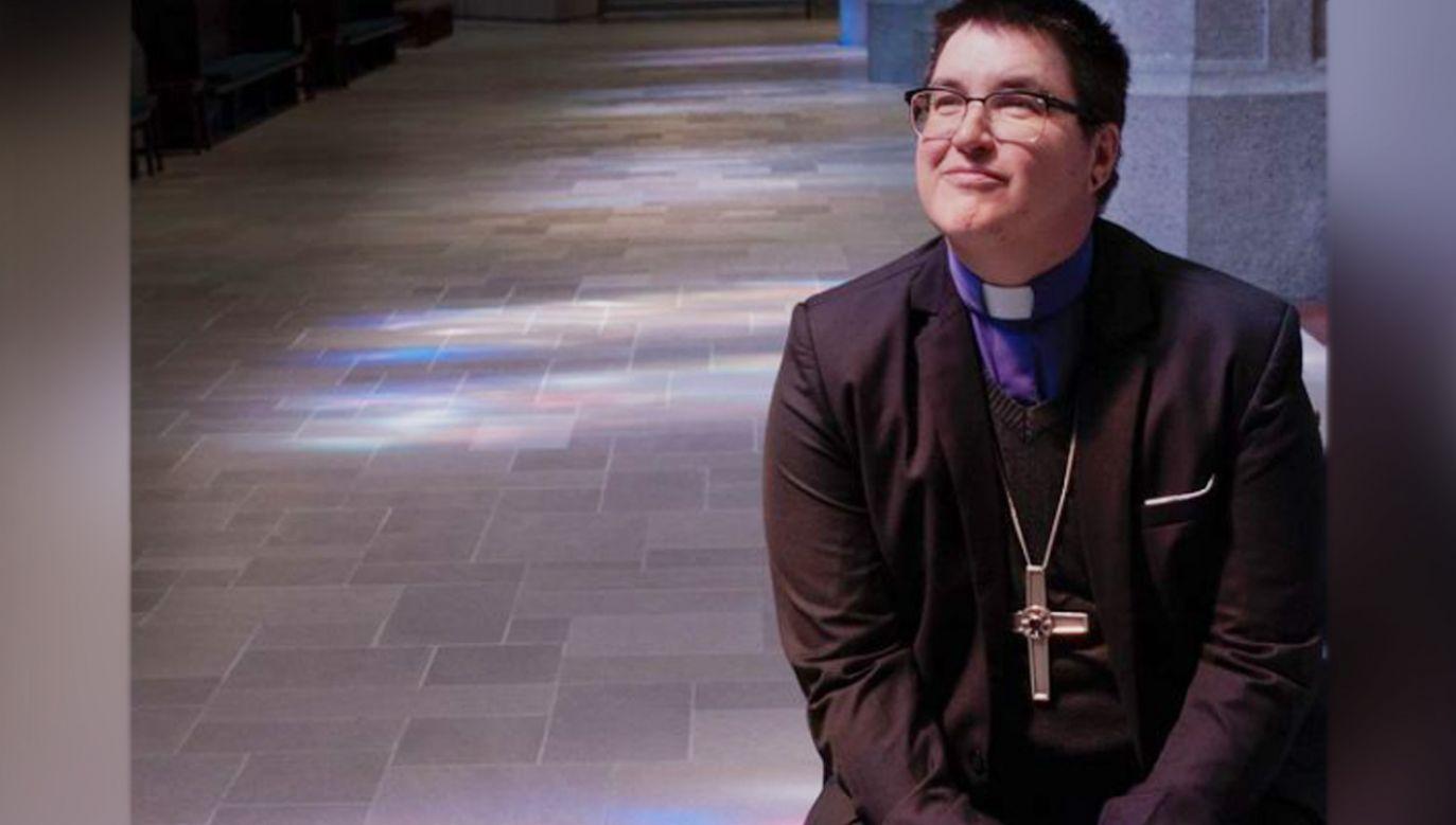 Megan Pohrer została wybrana biskupem Ewangelickiego Kościoła Luterańskiego Ameryki (fot. Instagram/Bishop Megan Rohrer)