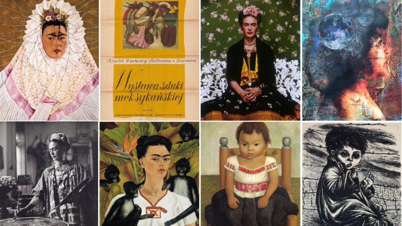 To pierwsza i jedyna wystawa Kahlo i Rivery w Polsce (fot. mat. prasowe)