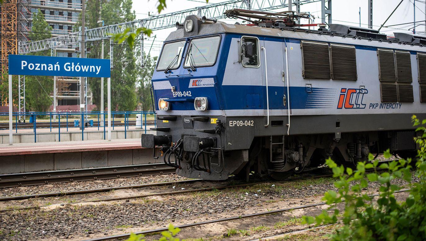 PKP Polskie Linie Kolejowe wprowadziły zmienioną organizację ruchu (fot. Shutterstock/Alicja Zdunek)