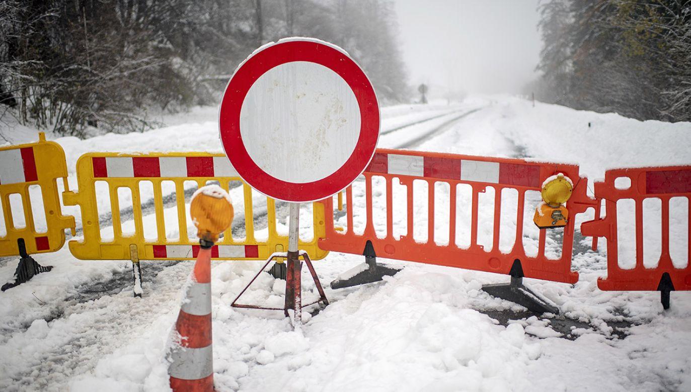 Chłodu i śniegu możemy się spodziewać w styczniu i lutym (fot. PAP/EPA/CHRISTIAN BRUNA)