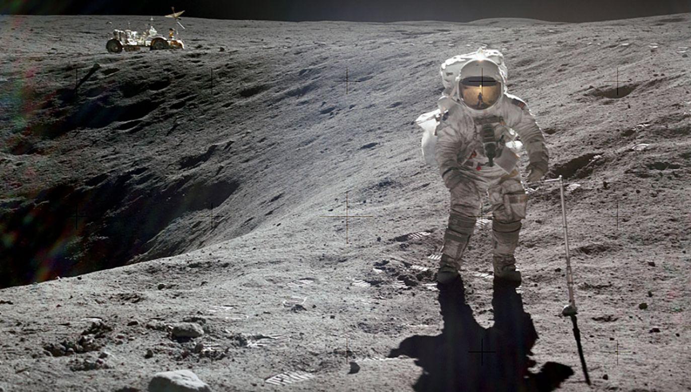 Pierwszą misję na powierzchnię Księżyca Agencja planuje już na 2024 rok (fot. FB/NASA's Johnson Space Center)