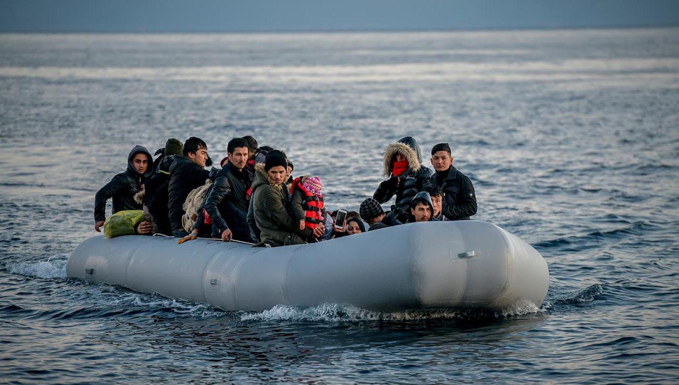 Ma chronić tę wyspę przed uchodźcami (fot. Shutterstock/Ververidis Vasilis)