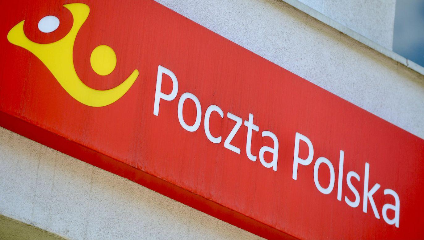 Według Poczty Polskiej ocena przedstawiona przez NIK jest nieaktualna (fot. arch.PAP/Bartłomiej Zborowski)
