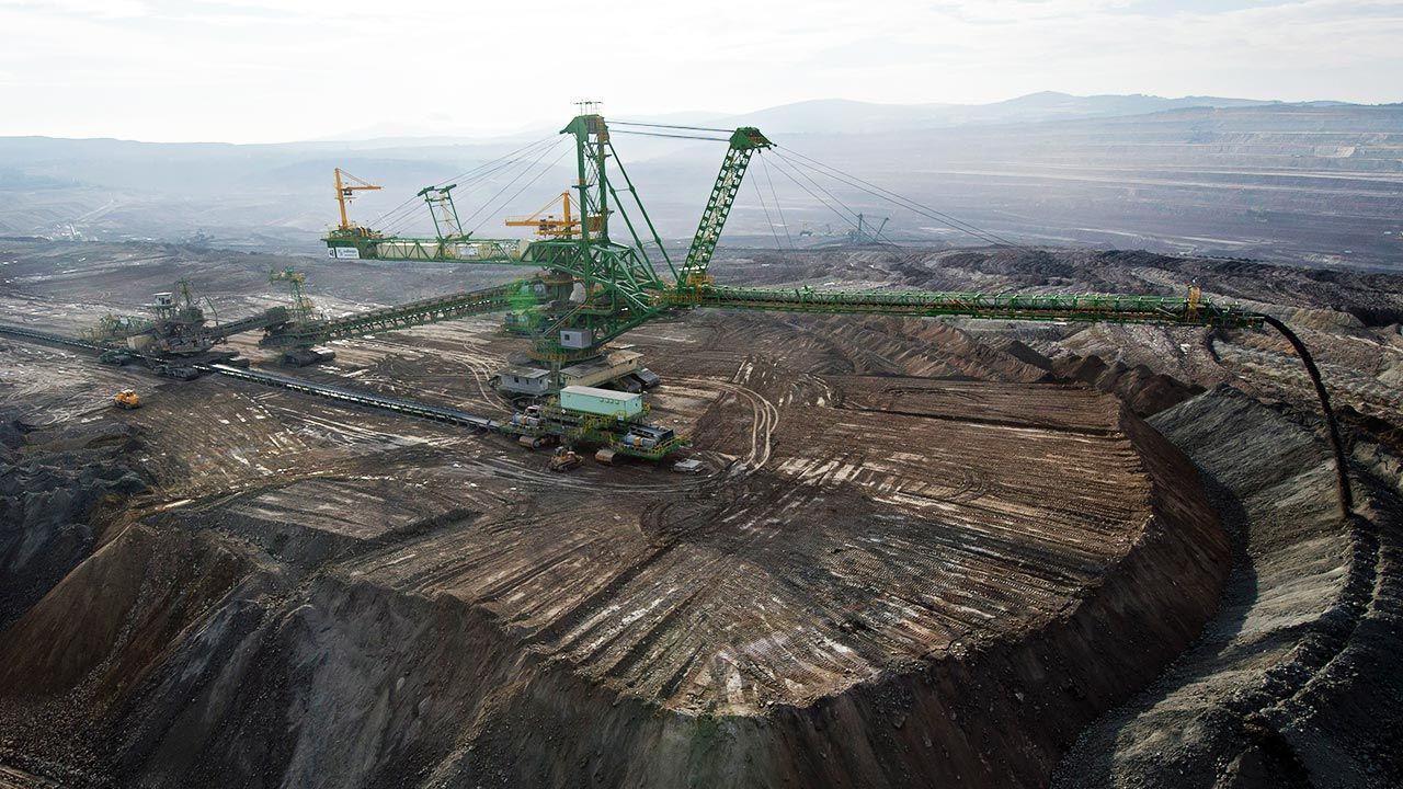 O wstrzymanie wydobycia wnioskowały Czechy (fot. Forum/Kacper Kowalski)