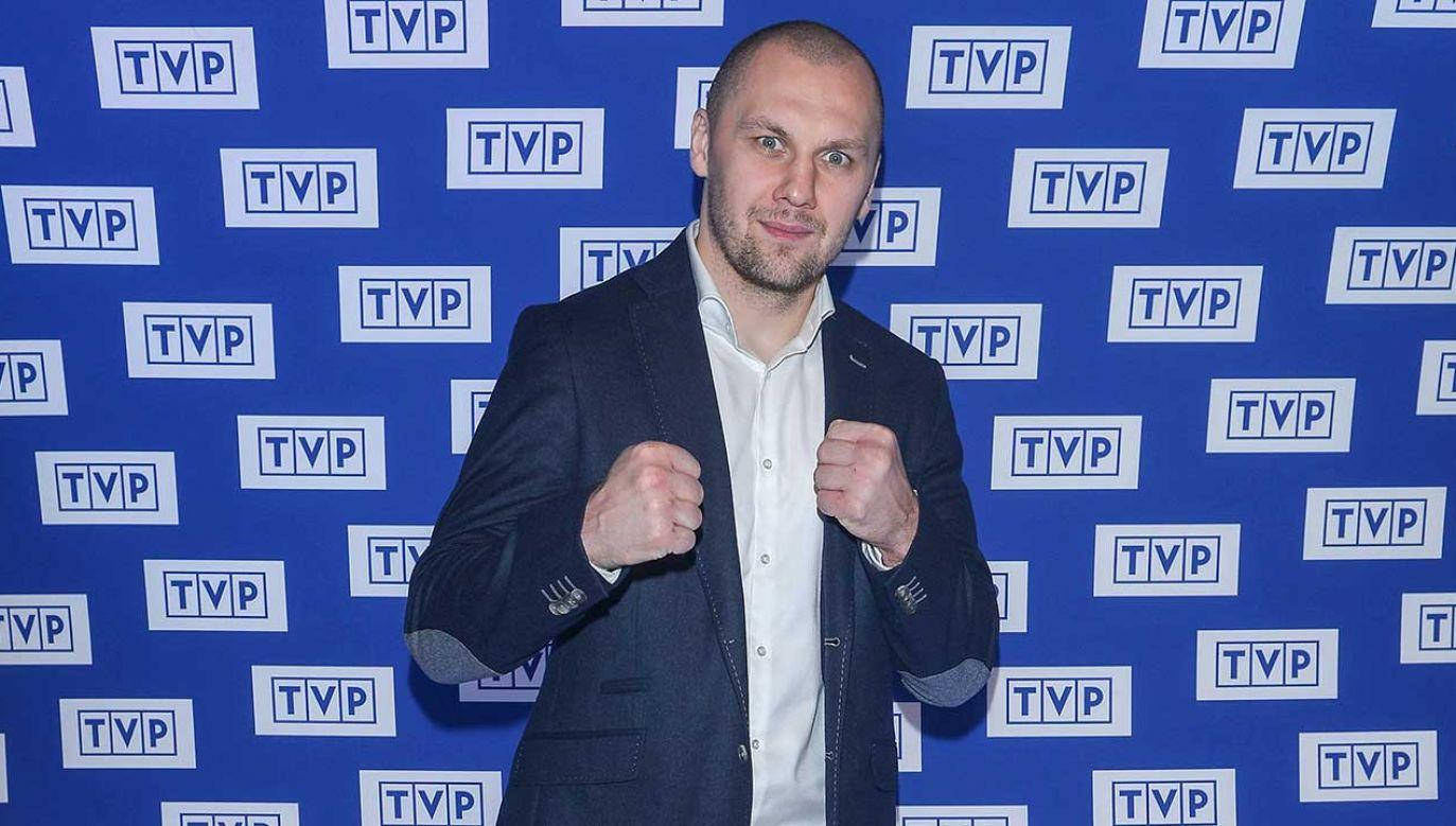Krzysztof Głowacki (fot. PAP/Marcin Obara)