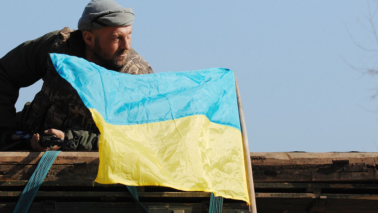W Donbasie w ostatnich dniach obserwowany jest wzrost napięcia (fot. Scott Peterson/Getty Images)
