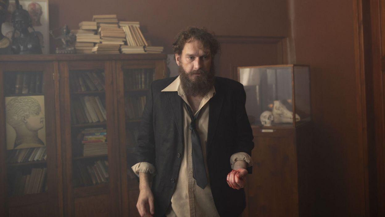Jednym z pacjentów jest Anatol, którego zagrał Krzysztof Zarzecki (fot. Stanisław Loba)