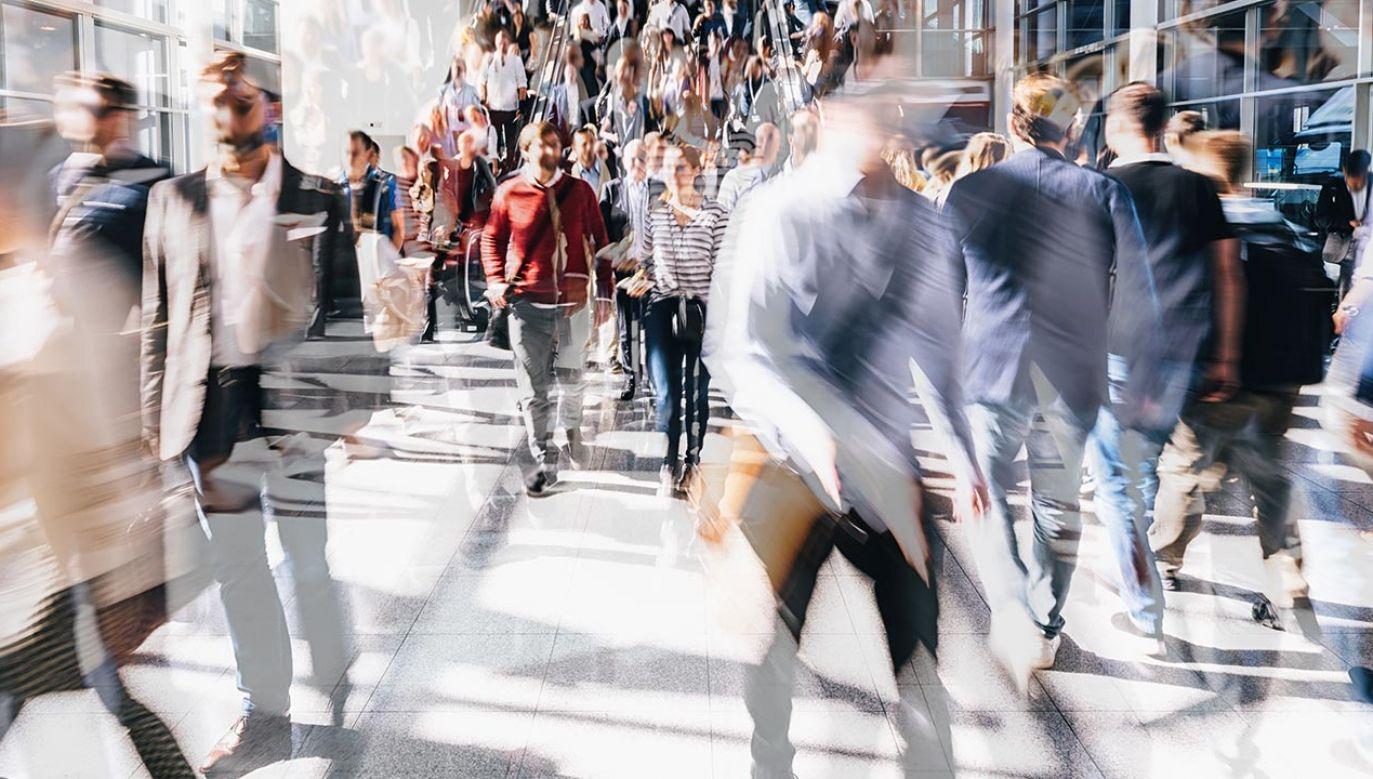 Jak zmieniały się zarobki i poziom inflacji w Polsce (fot. Shutterstock/r.classen)